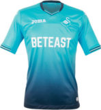 Jual Jersey Swansea City AFC Away 2016/2017