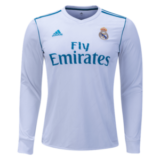 Jual Jersey Real Madrid CF Home LS 2017/2018