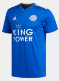 Jual Jersey Leicester City Home 2018/2019