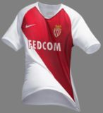 Jual Jersey AS Monaco Home 2018/2019