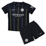 Jual Jersey Manchester City Away Kids 2018/2019
