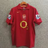 Jual Jersey Retro Arsenal Home 2005/2006