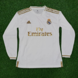 Jual Jersey Real Madrid CF Home 2019/2020 LS