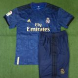 Jual Setelan Real Madrid Away 2019/2020