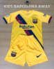 Jual Jersey Kids Barcelona Away 2019/2020