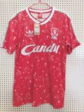 Jual Jersey Retro Liverpool Home 1989