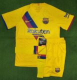 Jual Full Set FC Barcelona Away 2019/2020