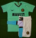 Jual Full Set Inter Milan Away 2019/2020