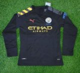 Jual Jersey Manchester City Away 2019/2020 LS