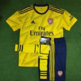 Jual Fullset Arsenal Away 2019/2020