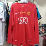 Jual Jersey Retro Manchester United Home Final UCL 2008 LS