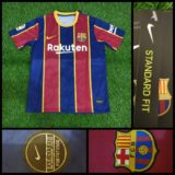 Jual Jersey FC Barcelona Home 2020/2021 Leaked