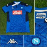 Jual Jersey Napoli Home UCL 2019/2020