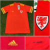 Jual Jersey Wales Home Euro 2020