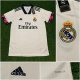 Jual Jersey Real Madrid Home 2020/2021 Leaked