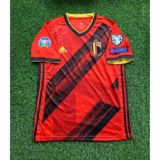 Jual Jersey Belgia Home Full Patch Euro 2020