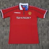Jual Jersey Retro Manchester United Home 98/99