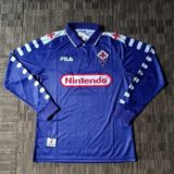 Jual Jersey Retro Fiorentina Home 1998/1999 Long Sleeve