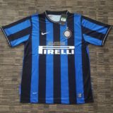 Jual Jersey Retro Inter Milan Final UCL 2010