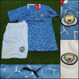 Jual Jersey Kids Manchester City Home 2020/2021 Leaked