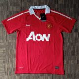 Jual Jersey Retro Manchester United Home 2010/2011