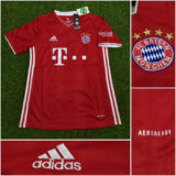 Jual Jersey Bayern Munchen Home 2020/2021 Leaked