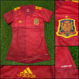 Jual Jersey Ladies Spanyol Home 2020/2021