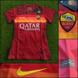 Jual Jersey Ladies AS Roma Home 20/21