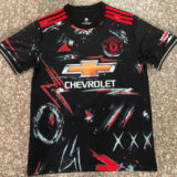 Jual Jersey Fantasy Manchester United Hitam 2020