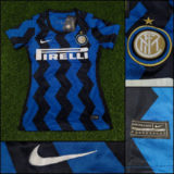 Jual Jersey Ladies Inter Milan Home 2020/2021