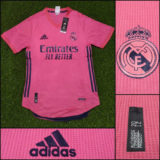 Jual Jersey Real Madrid Away Climachill 2020/2021