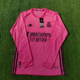 Jual Jersey Real Madrid Away Longsleeve 20/21