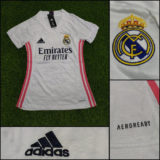 Jual Jersey Ladies Real Madrid Home 20/21