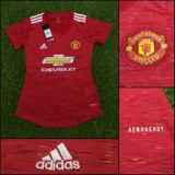 Jual Jersey Ladies Manchester United Home 20/21