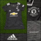 Jual Jersey Ladies Manchester United Away 20/21