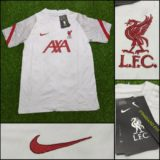 Jual Jersey Training Liverpool Putih 20/21