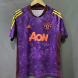 Jual Jersey Manchester United Prematch UCL 20/21