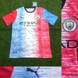 Jual Jersey Prematch Manchester City 20/21