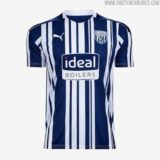Jual Jersey West Bromwich Albion Home 20/21