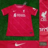 Jual Jersey Bola Liverpool Home 21/22 LEAKED