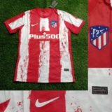 Jual Jersey Atletico Madrid Home 21/22