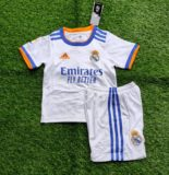 Jual Jersey GO New Real Madrid Home Kids 21/22