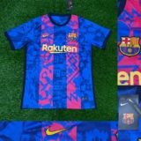 Jual Jersey GO New Barca Home UCL 21/22