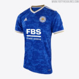 Jual Jersey Leicester City Home 21/22