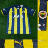 Jual Jersey GO New Fenerbahce Home 21/22