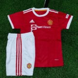Jual Jersey GO New Man United Home Kids 21/22