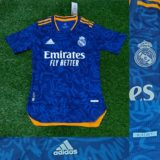 Jual Jersey Real Madrid Away Player Issue 21/22