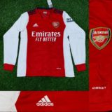 Jual Jersey New Arsenal Home LS 21/22
