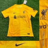Jual Jersey GO Liverpool GK Player Issue 21/22